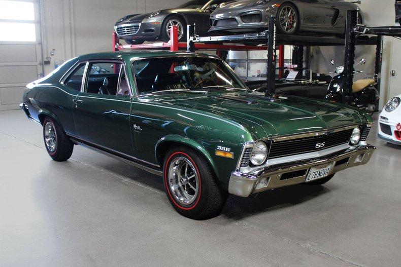 1970 Chevrolet Nova For Sale