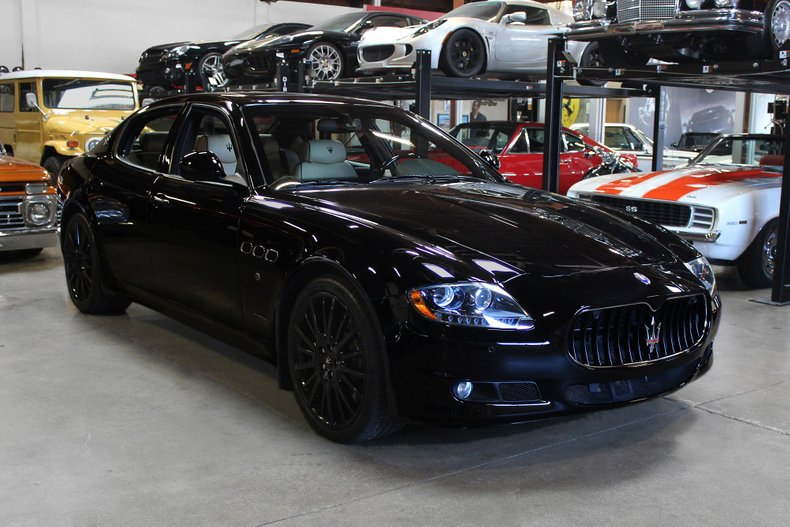 2012 Maserati Quattroporte For Sale