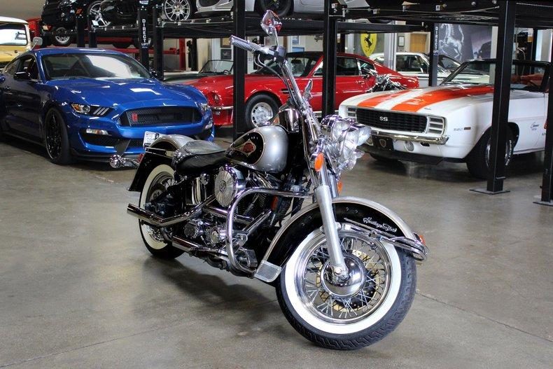 1997 Harley-Davidson Heritage Softail