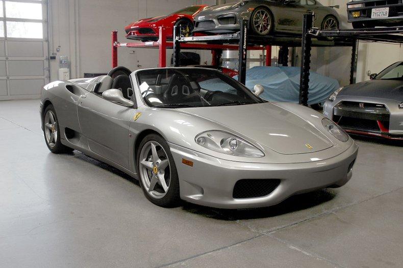 2002 Ferrari 360 For Sale