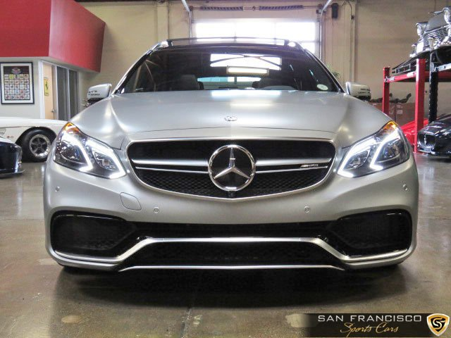 2016 mercedes benz e63 wagon
