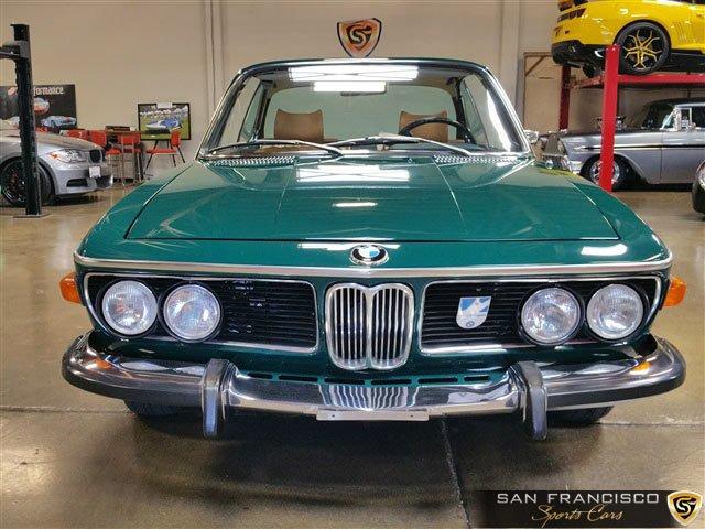 1973 BMW 3.0 CS