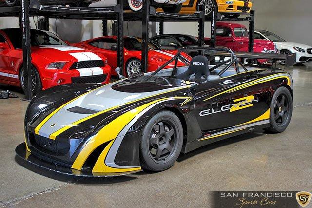 2009 Lotus 2 Eleven
