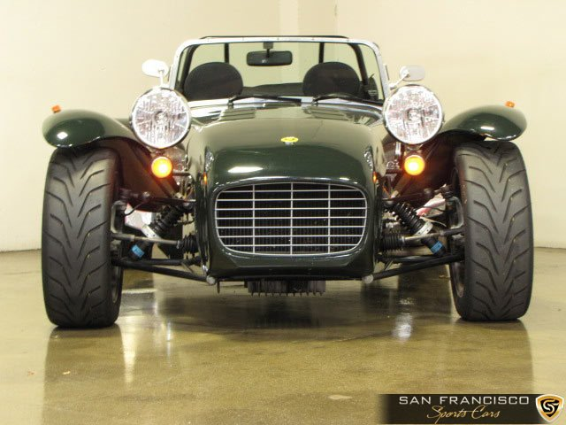 2000 caterham super 7