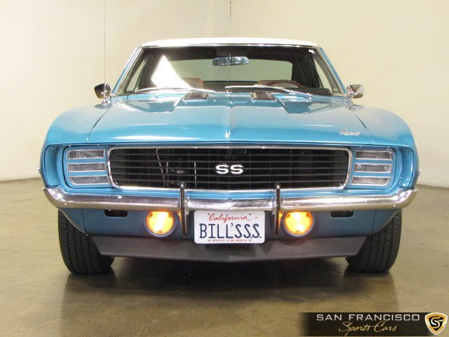1969 Chevy Camaro RS/SS