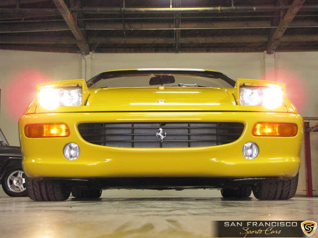 1999 Ferrari 355 Serie Fiorano