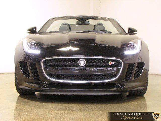 2014 jaguar f type v6 s