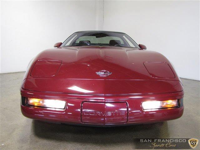 1993 chevrolet corvette zr1