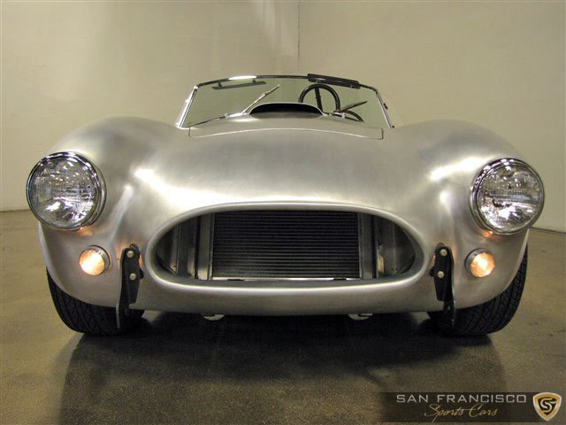 1965 Kirkham Aluminum Cobra | San Francisco Sports Cars