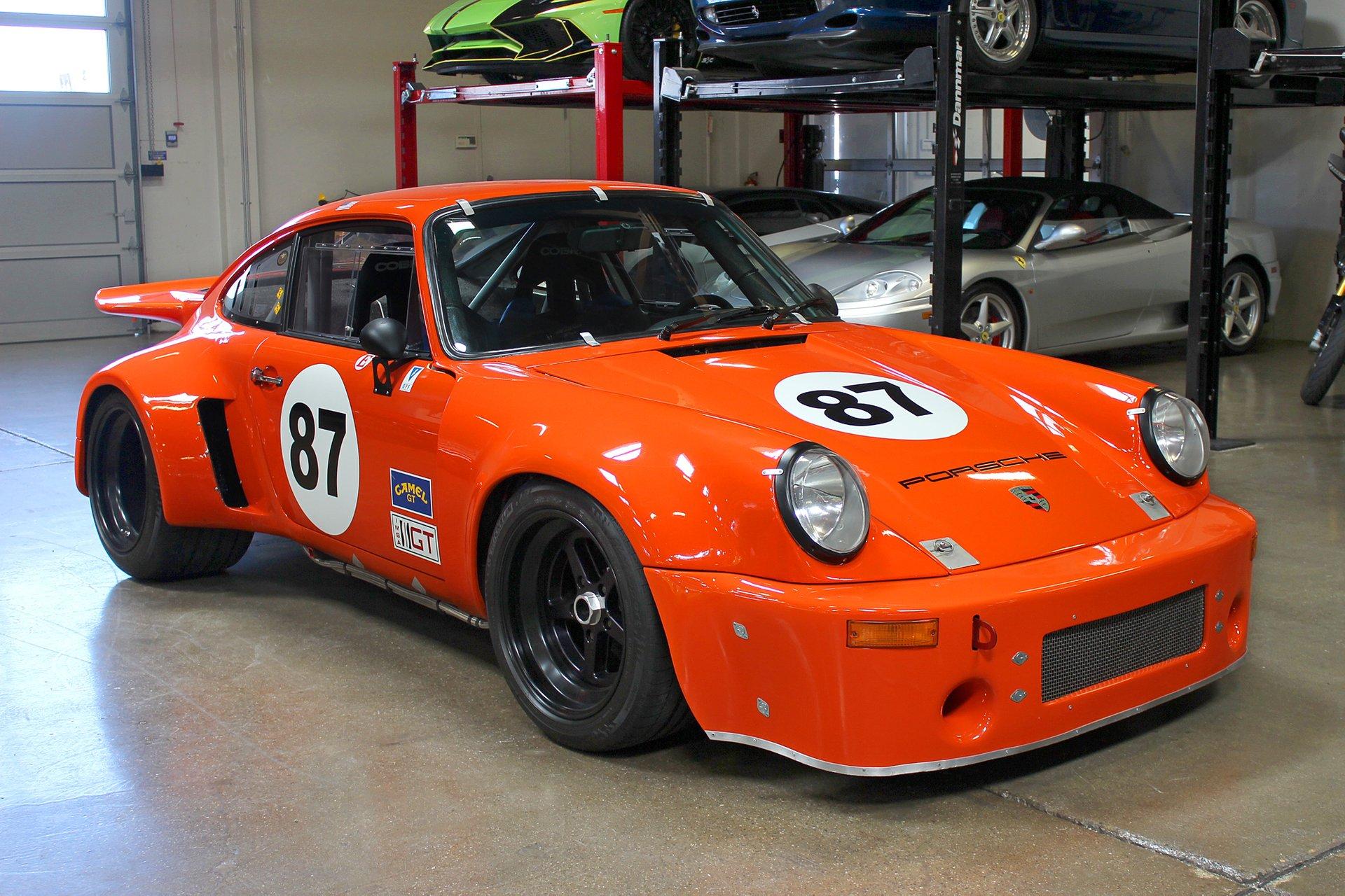1976 porsche 911 rsr