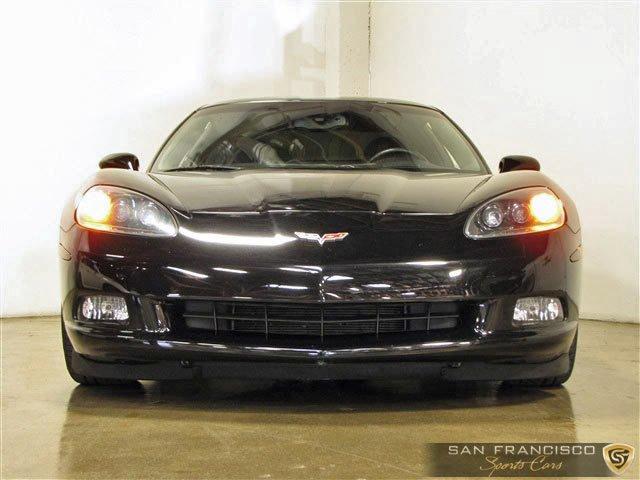 2007 Chevrolet Corvette Z51