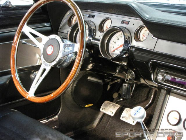 1967 Shelby Mustang GT500 Eleanor | San Francisco Sports Cars