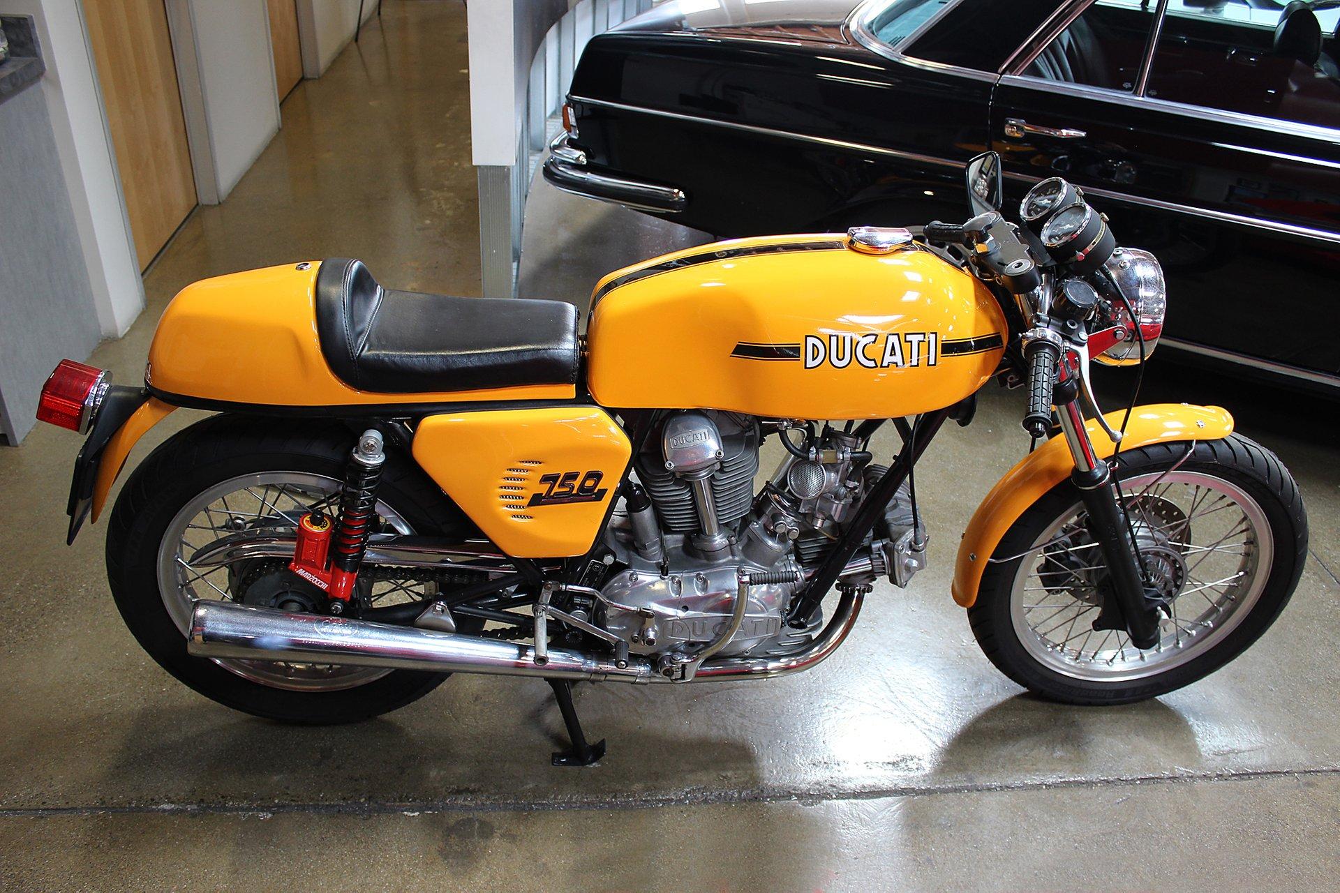 1974 ducati 750 sport