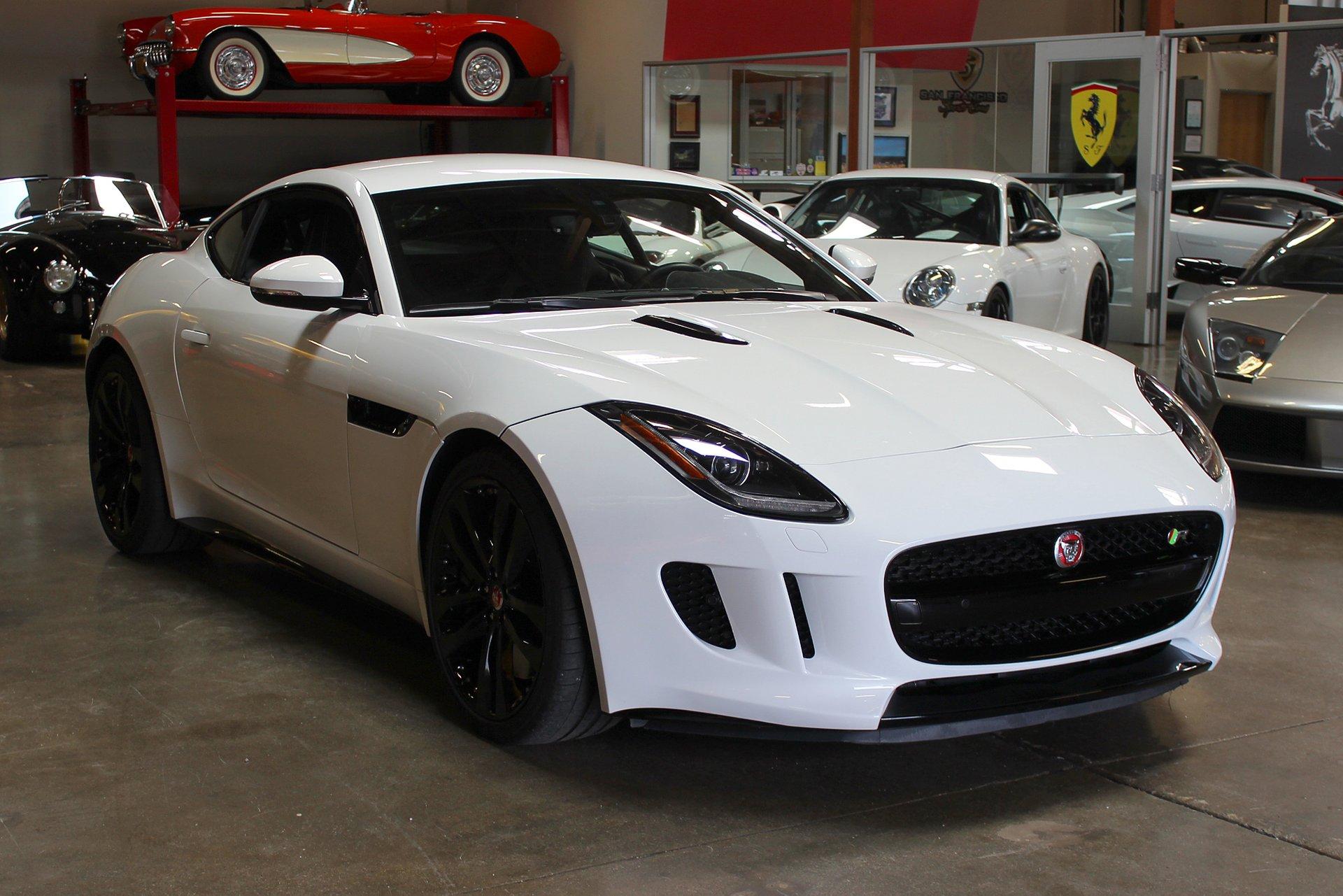 2015 jaguar f type r