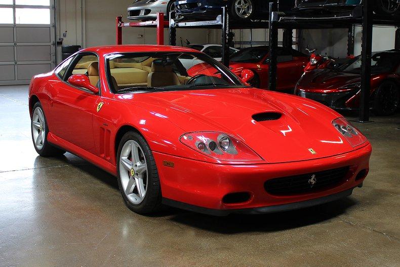 2002 Ferrari 575M
