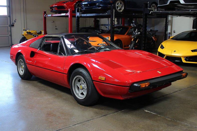 1979 Ferrari 308 GTS For Sale