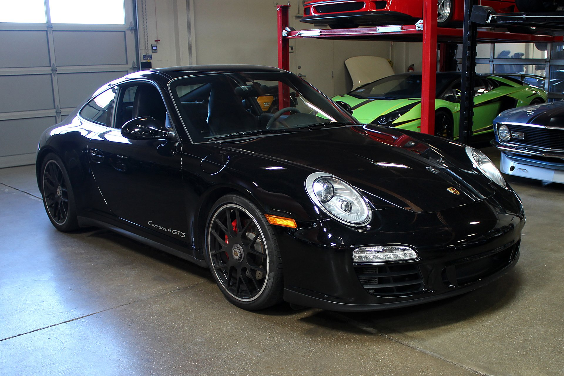 2012 porsche carrera 4 gts 911