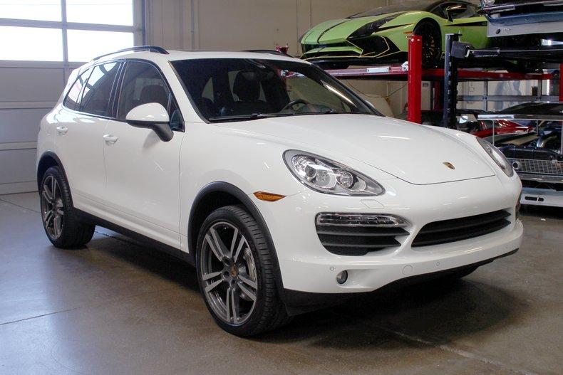 2013 Porsche Cayenne For Sale