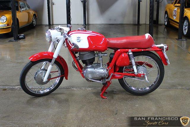 1963 mv agusta 150rs