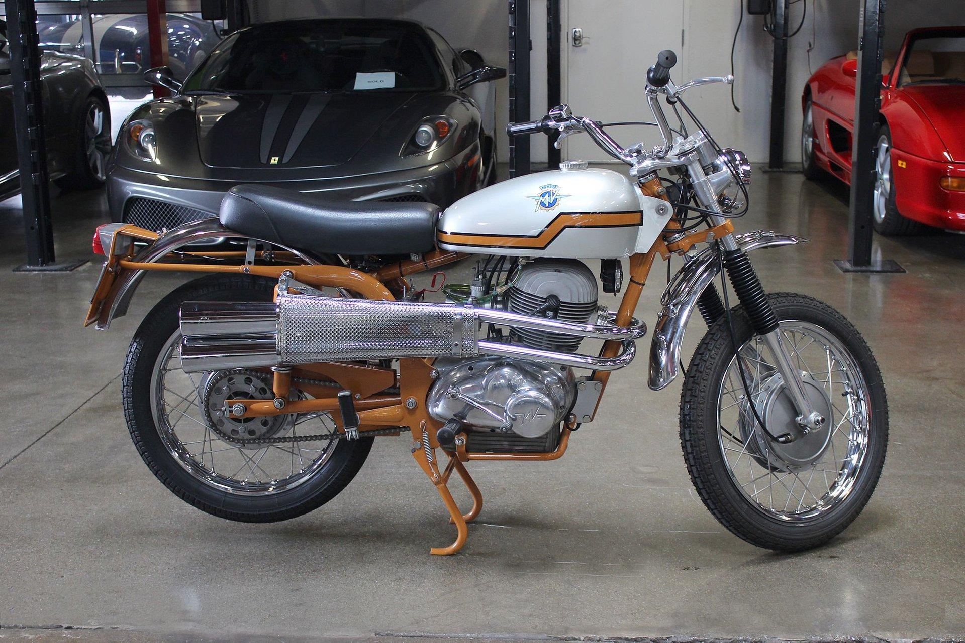 1972 mv agusta 350 scrambler