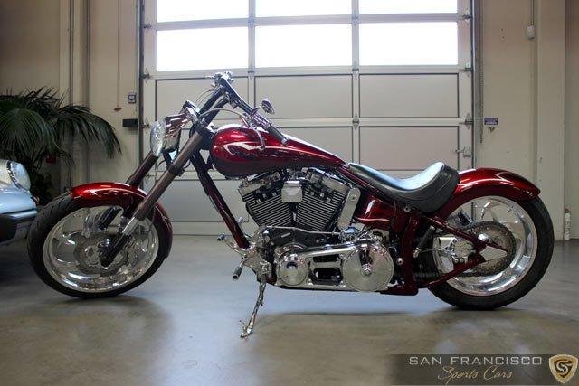 2007 custom motorcycle