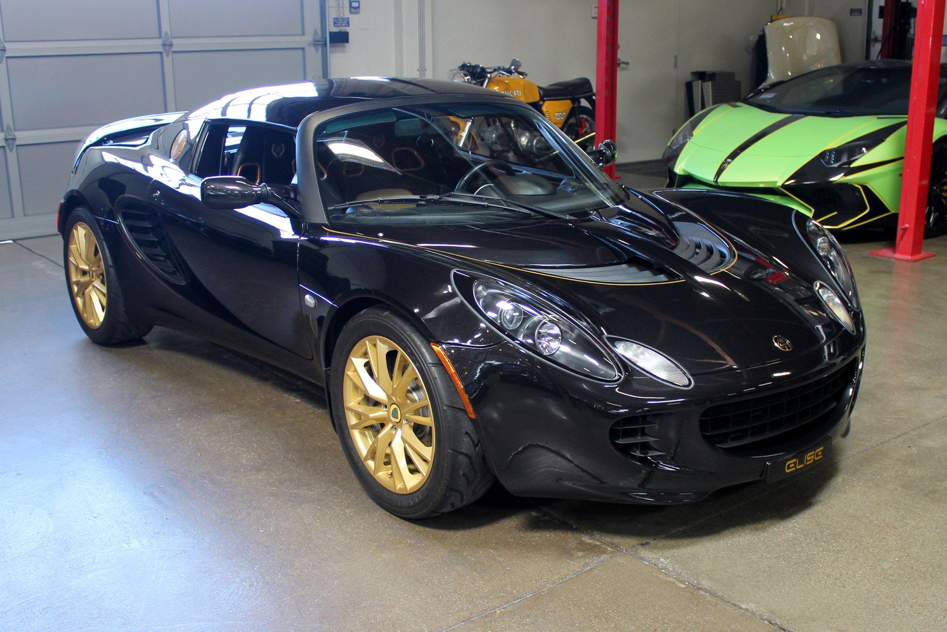 2007 lotus elise 72d