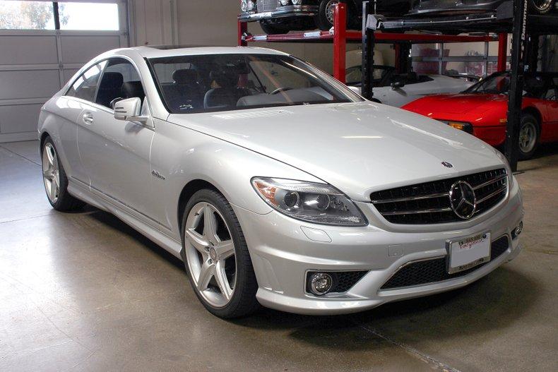 2010 Mercedes-Benz CL63