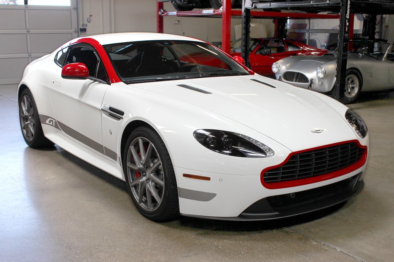 2015 Aston Martin V8 Vantage Gt For Sale 91387 Mcg