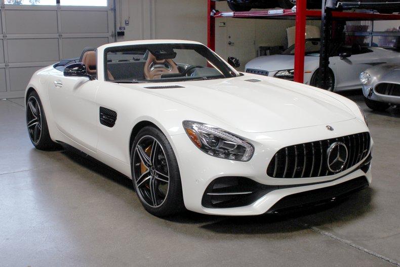 2018 Mercedes-Benz AMG GT-C