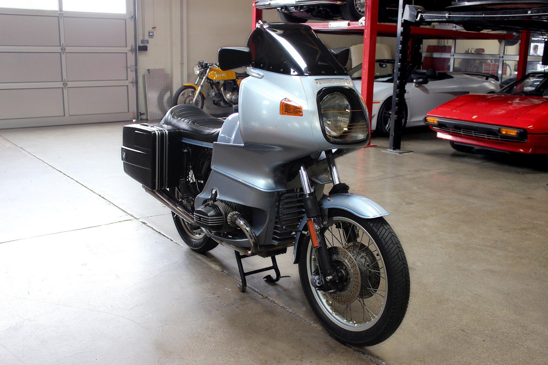 1977 bmw r100 rs