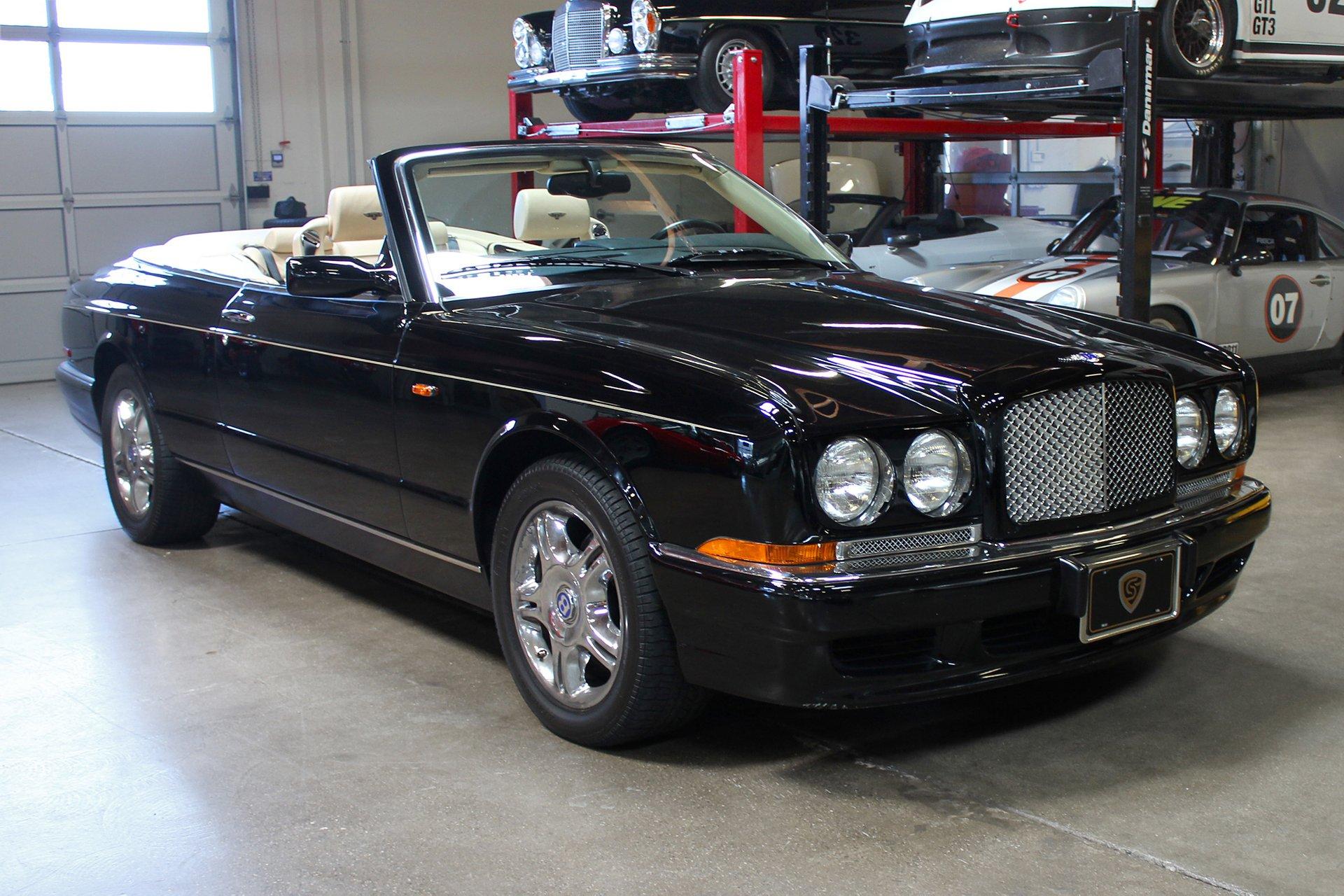 2003 bentley azure 2dr convertible mulliner