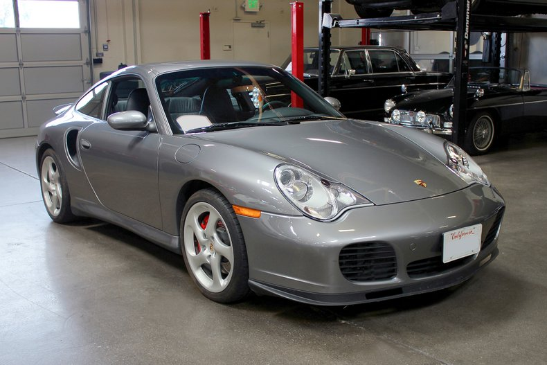 2001 porsche 911 turbo for sale 99155 mcg. Black Bedroom Furniture Sets. Home Design Ideas