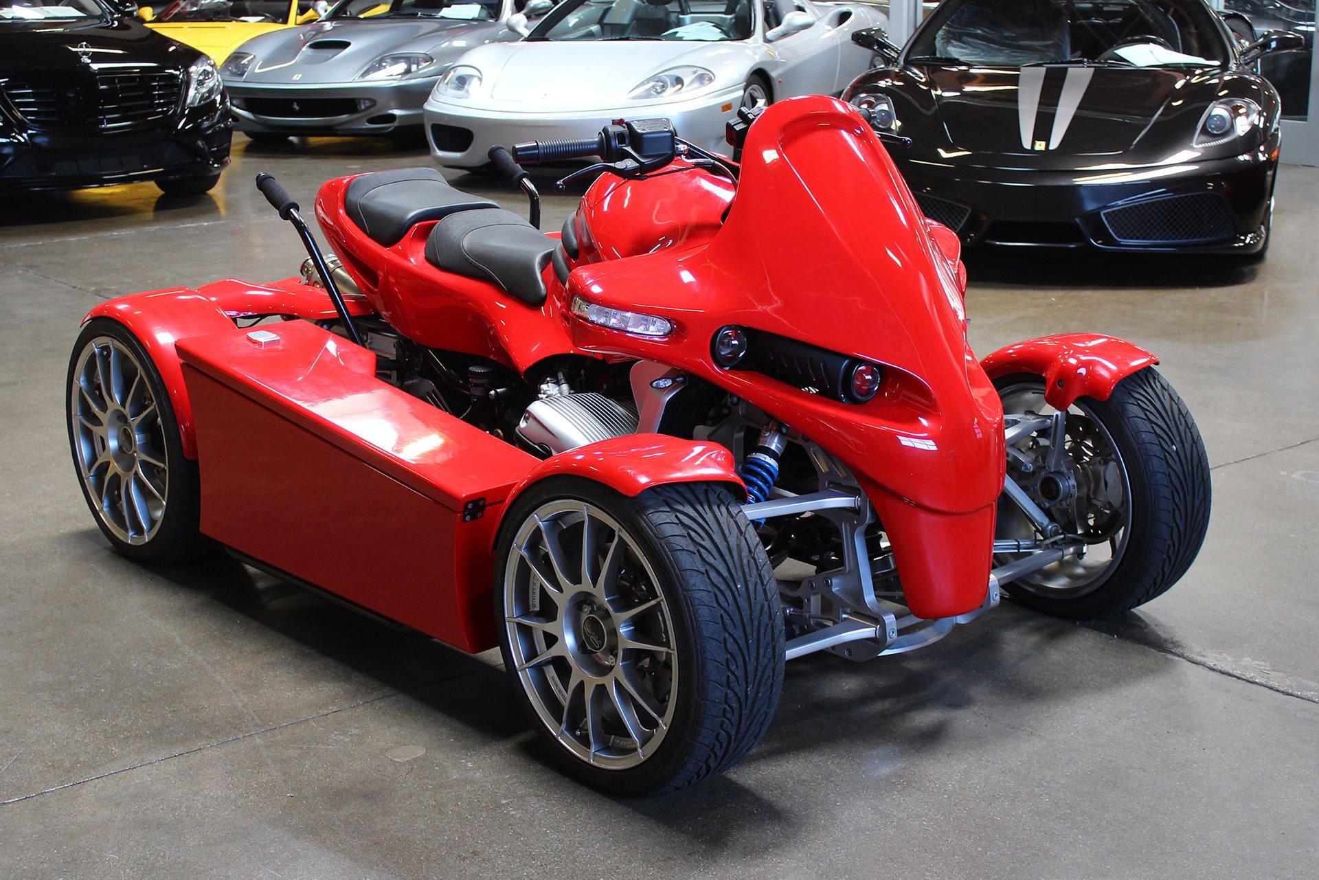 2006 bmw gg quad