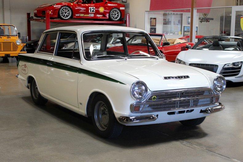 1967 Lotus Cortina