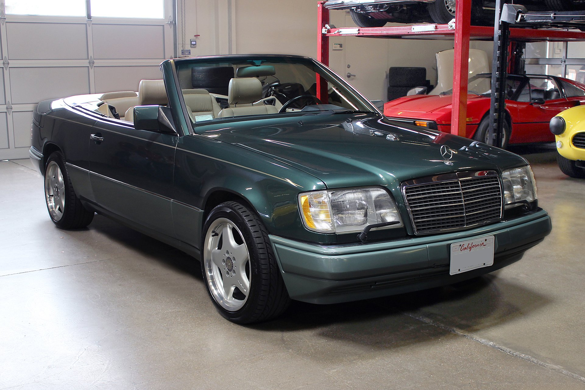 1994 mercedes benz 300 series 2dr cabriolet 3 2l auto