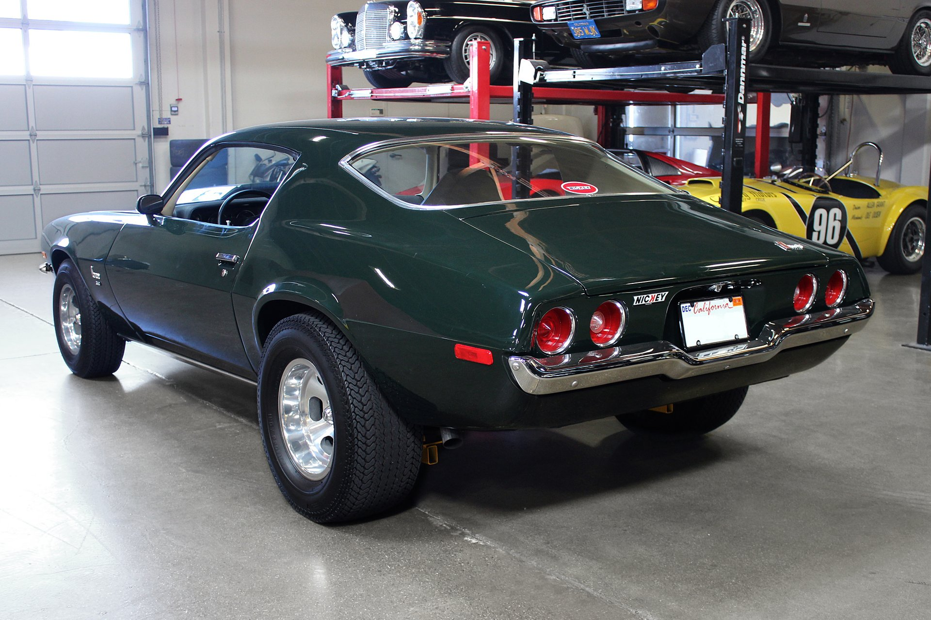 1973 Chevrolet Camaro Nickey Stage III for sale #105915 | MCG