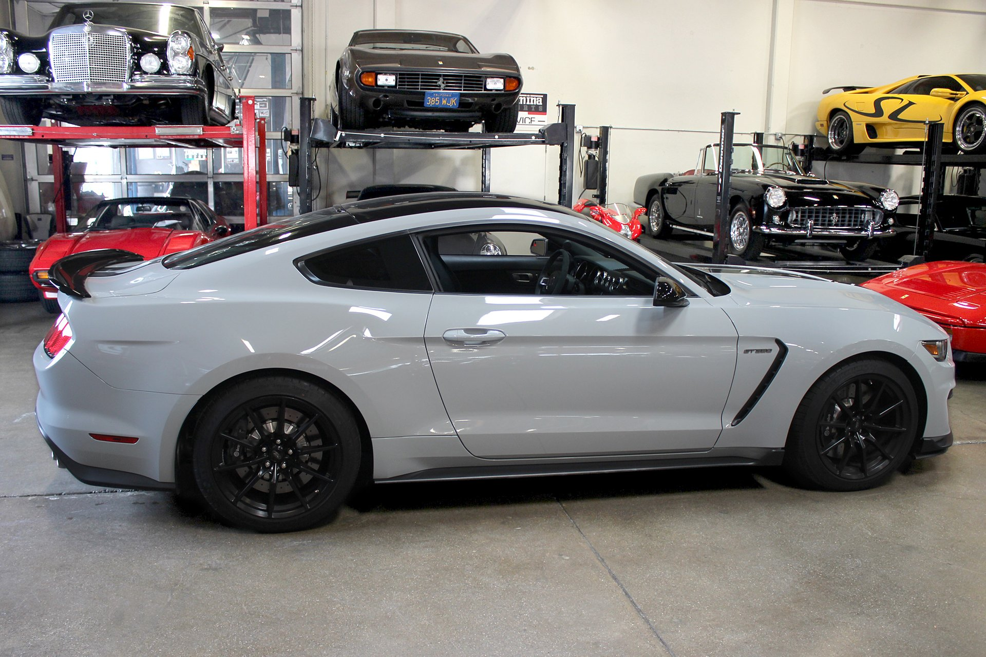 2016 ford shelby gt350 san francisco sports cars