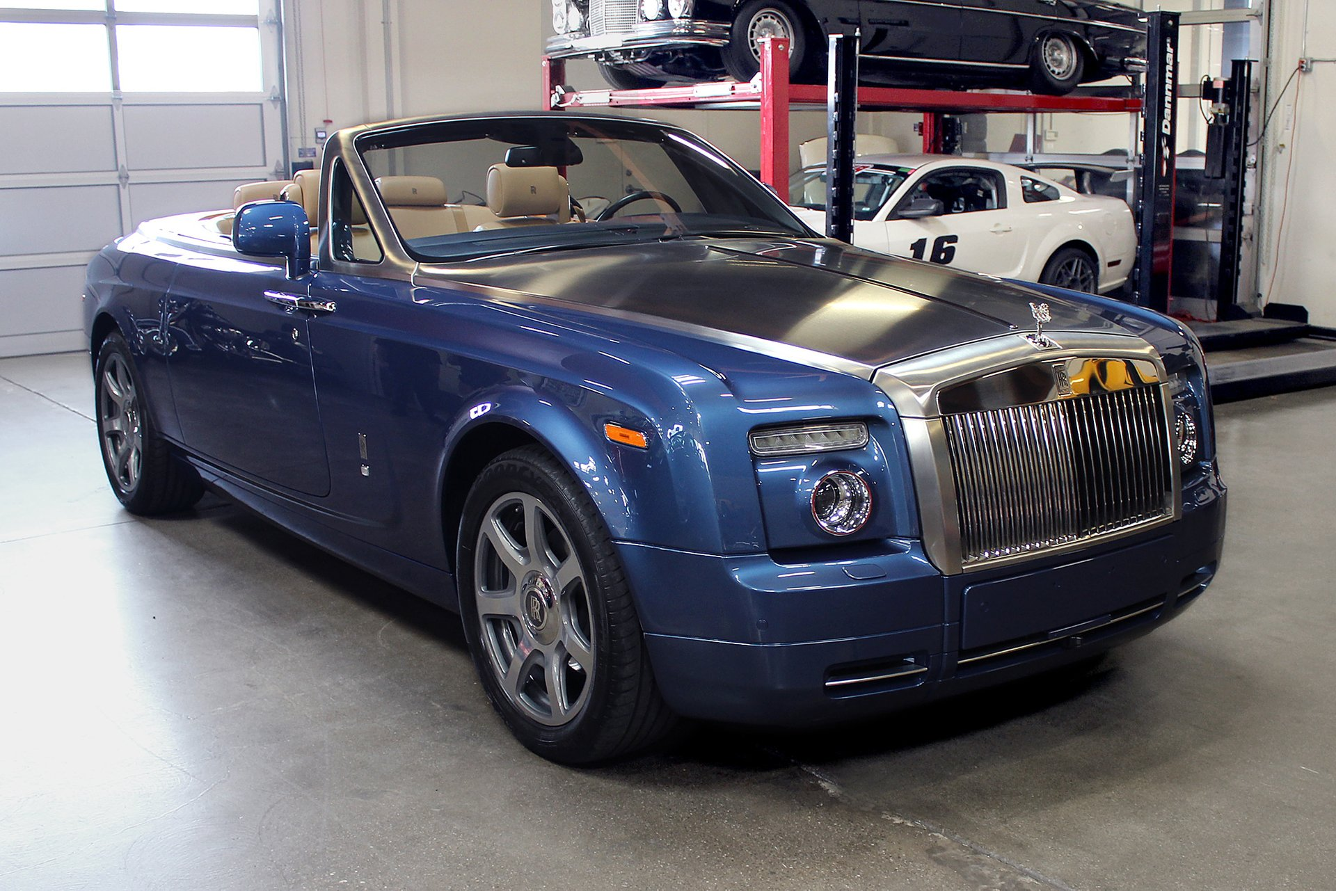 2010 rolls royce phantom drophead coupe