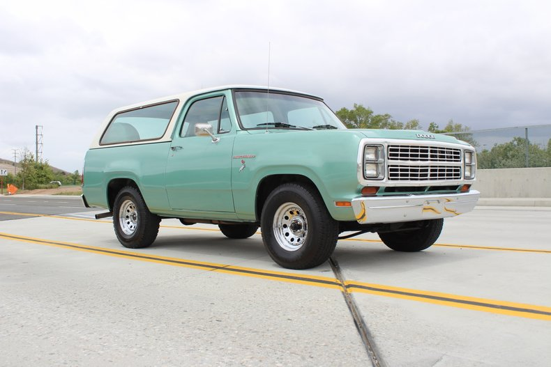 1980 Dodge Ramcharger For Sale