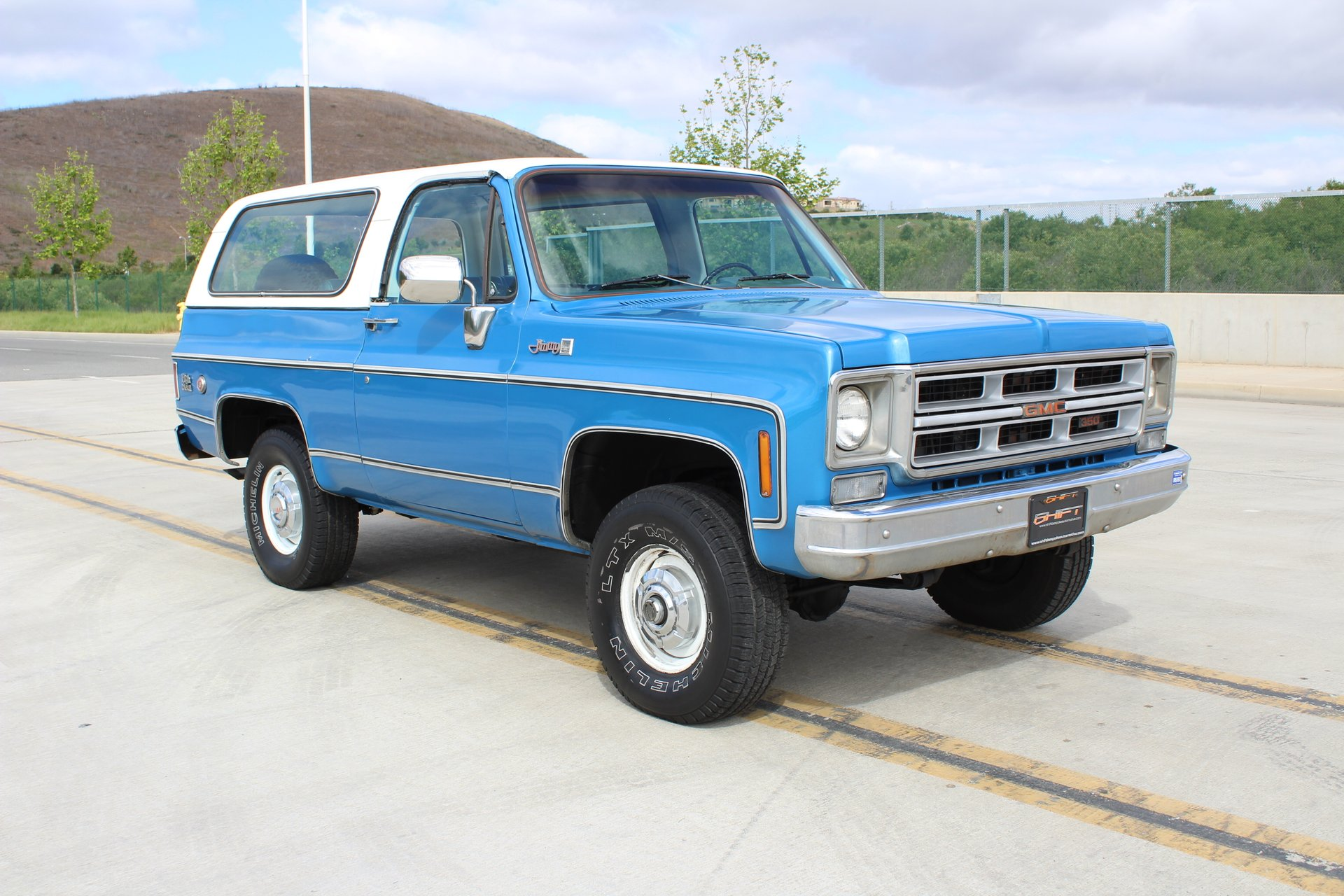 1975 gmc jimmy high sierra