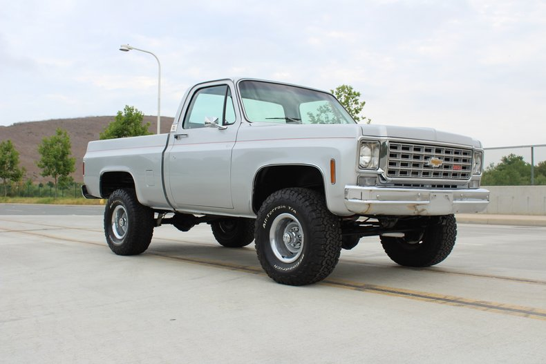 1975 Chevrolet K-10
