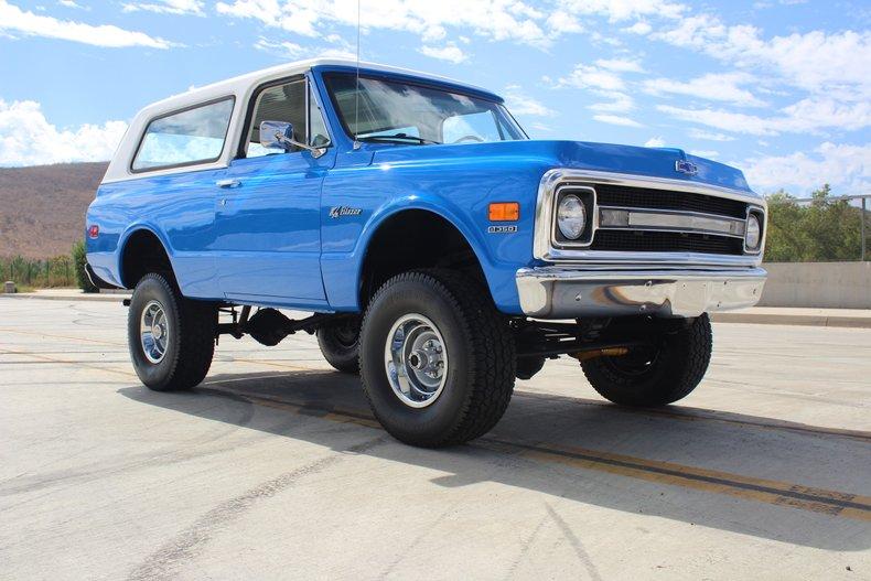 1969 Chevrolet Blazer For Sale