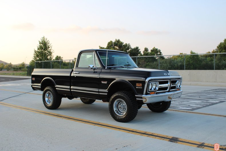 1971 GMC K10 For Sale