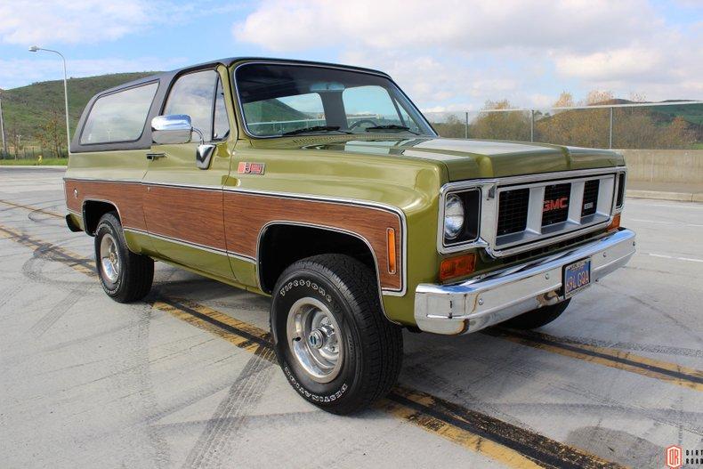 1973 GMC Jimmy