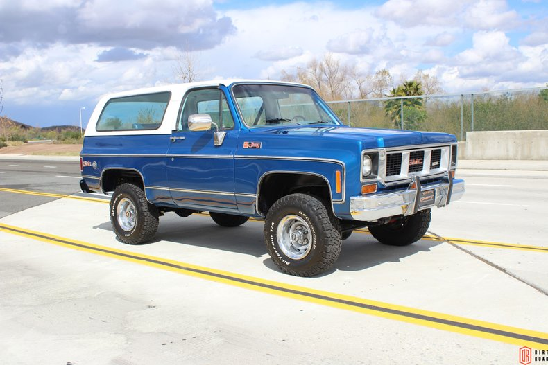 1973 GMC Jimmy For Sale