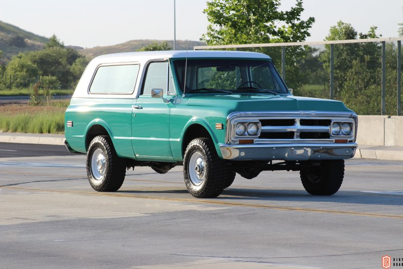 1972 GMC Jimmy For Sale