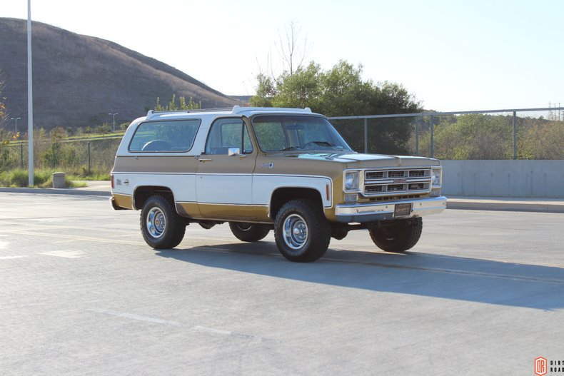 1975 GMC Jimmy For Sale