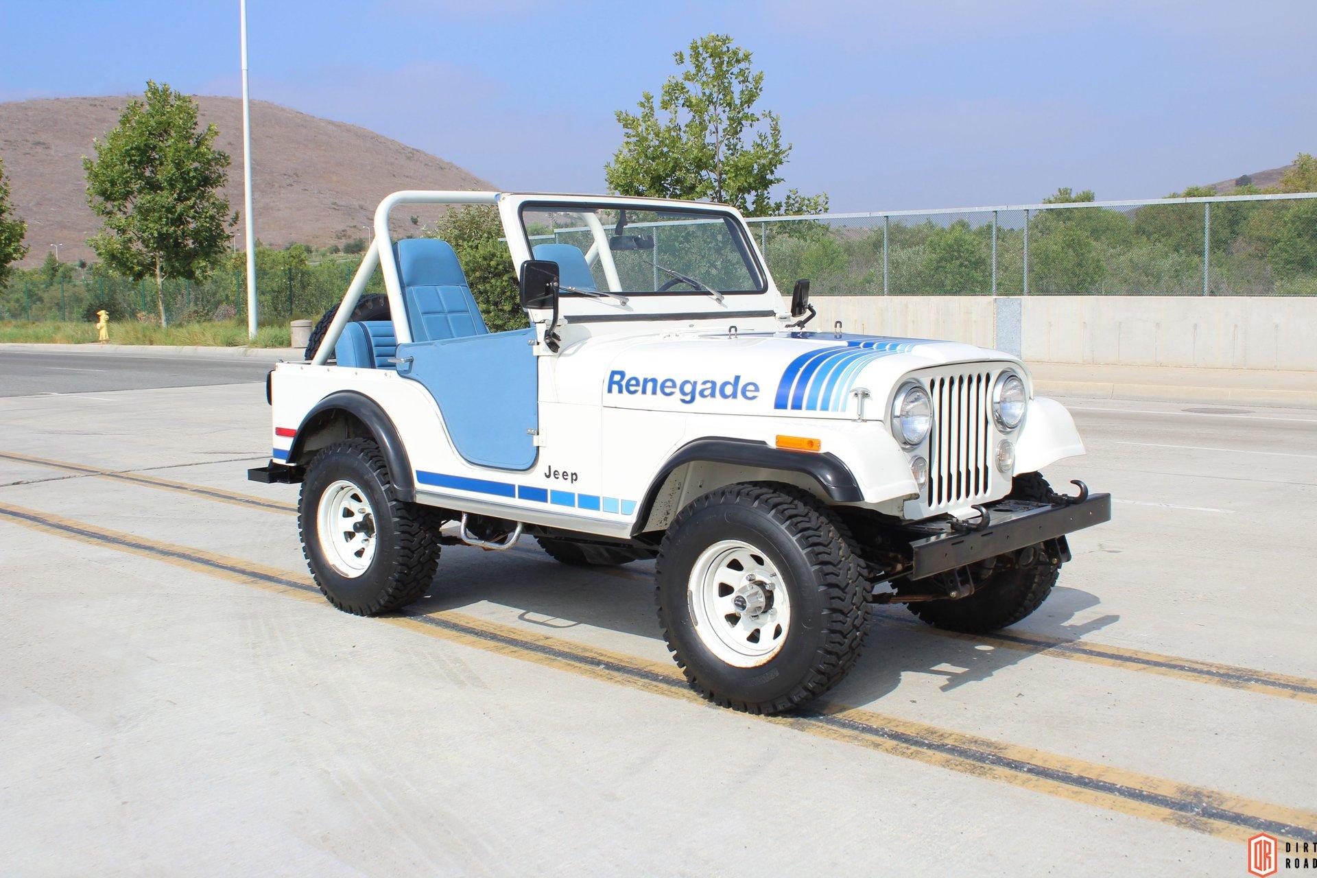 1980 Jeep CJ5 for sale #100374 | MCG