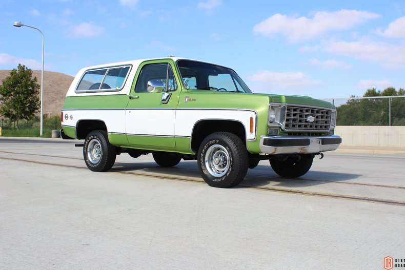 1976 Chevrolet Blazer For Sale