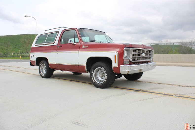 1977 Chevrolet Blazer For Sale